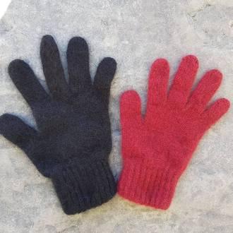 Children's Possum Merino Silk Gloves