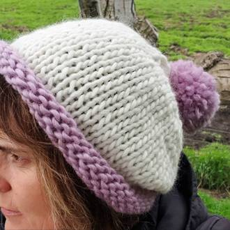 Knit a Chunky Wool Beanie Kit