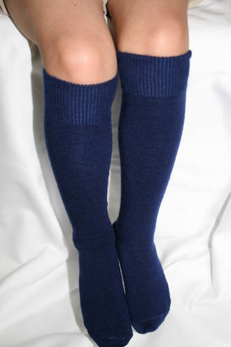 Long Merino Wool Socks (style 8804) pack of 2
