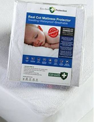 Cot Mattress Protector or Underlay