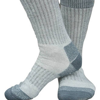 Boot or Gumboot Merino Wool Socks. pack of 2