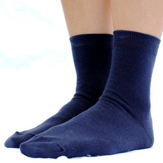 Crew Socks For School - cotton. pack of 3
