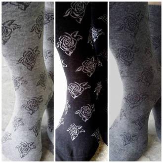 3 Pack Women's Cotton Socks