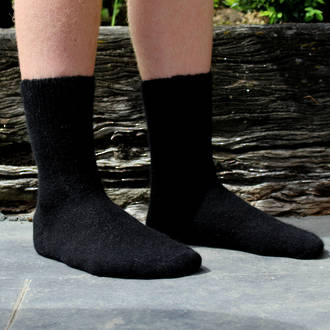 Comfort Top Merino Possum Socks