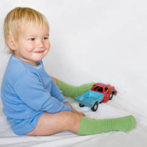 Long Merino Socks Newborn to 2 Years