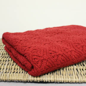 Natural Alpaca Shawl or Wrap