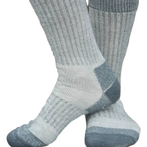 Boot or Gumboot Merino Wool Socks. shoe size 13-3
