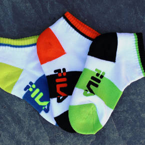 Fila Sport Socks - Children (5-8, 9-12)