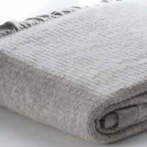 Thermacell Wool Blanket for a Single Bed