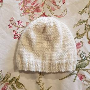 Organic Merino Wool Hat - Premature