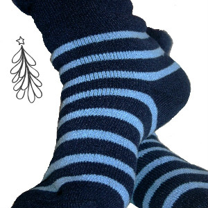 Christmas Gift Idea Bed Socks