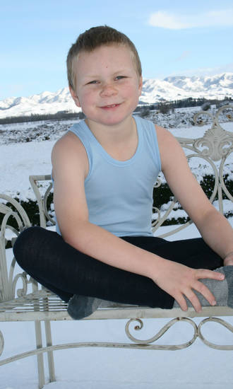 Children's Merino Singlet