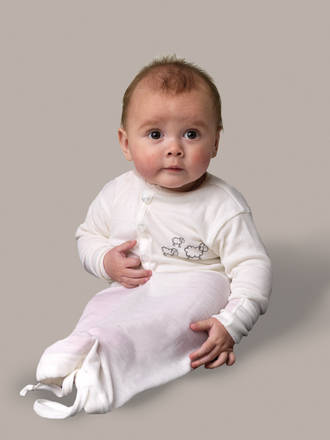 Sleep Suit for Baby | Bed Clothes For Babies | Merino Wool ...