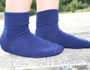 Ankle Merino Wool Socks (style 010) pack of 3